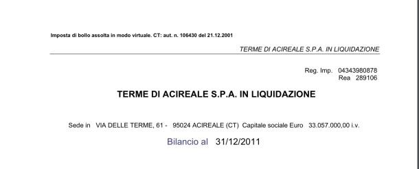 bilancio31122011