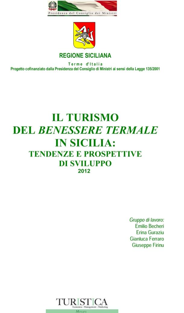 Rapporto Terme Sicilia 2012-1